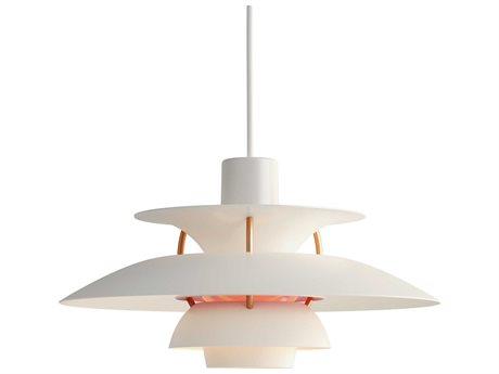Louis Poulsen Ph White 6'' Wide LED Mini Pendants LOU10000142113