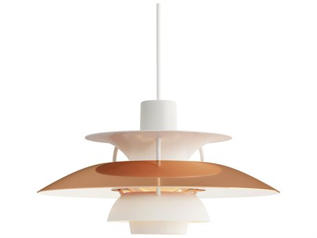 Louis Poulsen Ph Copper 6'' Wide LED Mini Pendants LOU10000146159