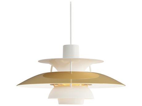 Louis Poulsen Ph Brass 6'' Wide LED Mini Pendants LOU10000147590