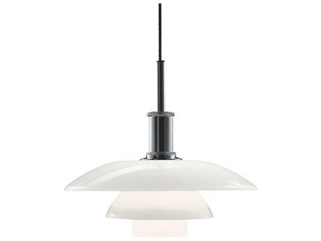 Louis Poulsen Ph Chrome 16'' Wide LED Pendant LOU5741902381