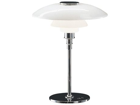 Louis Poulsen Ph Chrome LED Table Lamp LOU5844901253