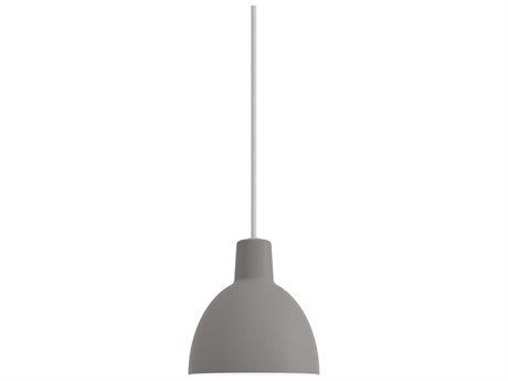 Louis Poulsen Toldbod Grey 4'' Wide LED Mini Pendants LOU10000143939