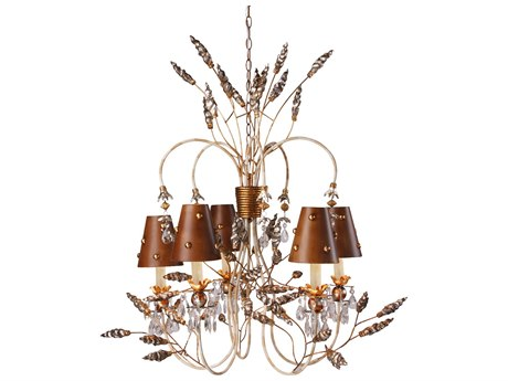 Lucas McKearn Renaissance Five-Light 34 Wide Chandelier LCKCH1110