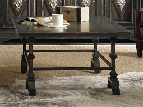 Luxe Designs 62'' Wide Rectangular Coffee Table