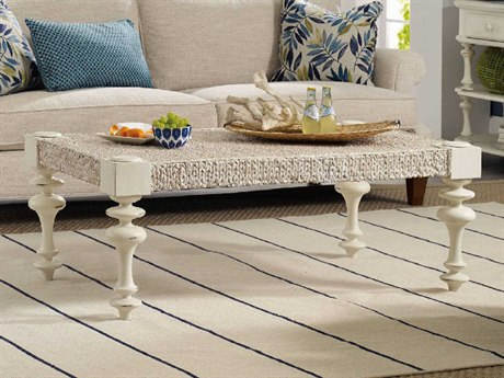 Luxe Designs 50'' Wide Rectangular Coffee Table