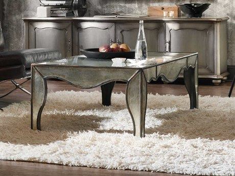 Luxe Designs 56'' Wide Rectangular Coffee Table