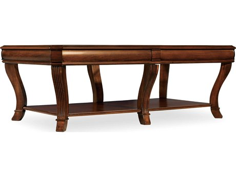 Luxe Designs 54''L x 32'' Wide Rectangular Coffee Table LXD3828010890