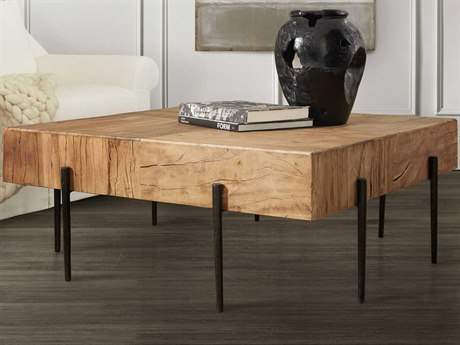 Luxe Designs 42'' Wide Square Coffee Table LXD57787931088LTWD