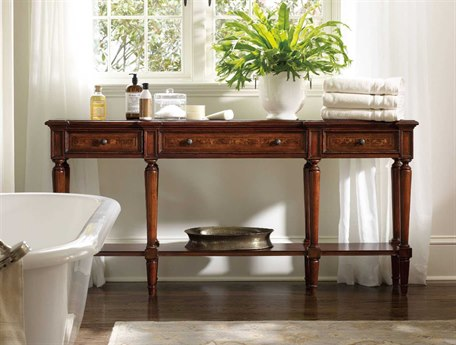 Luxe Designs 72''L x 12'' Wide Rectangular Console Table