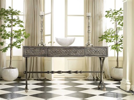 Luxe Designs 64'' Wide Rectangular Console Table
