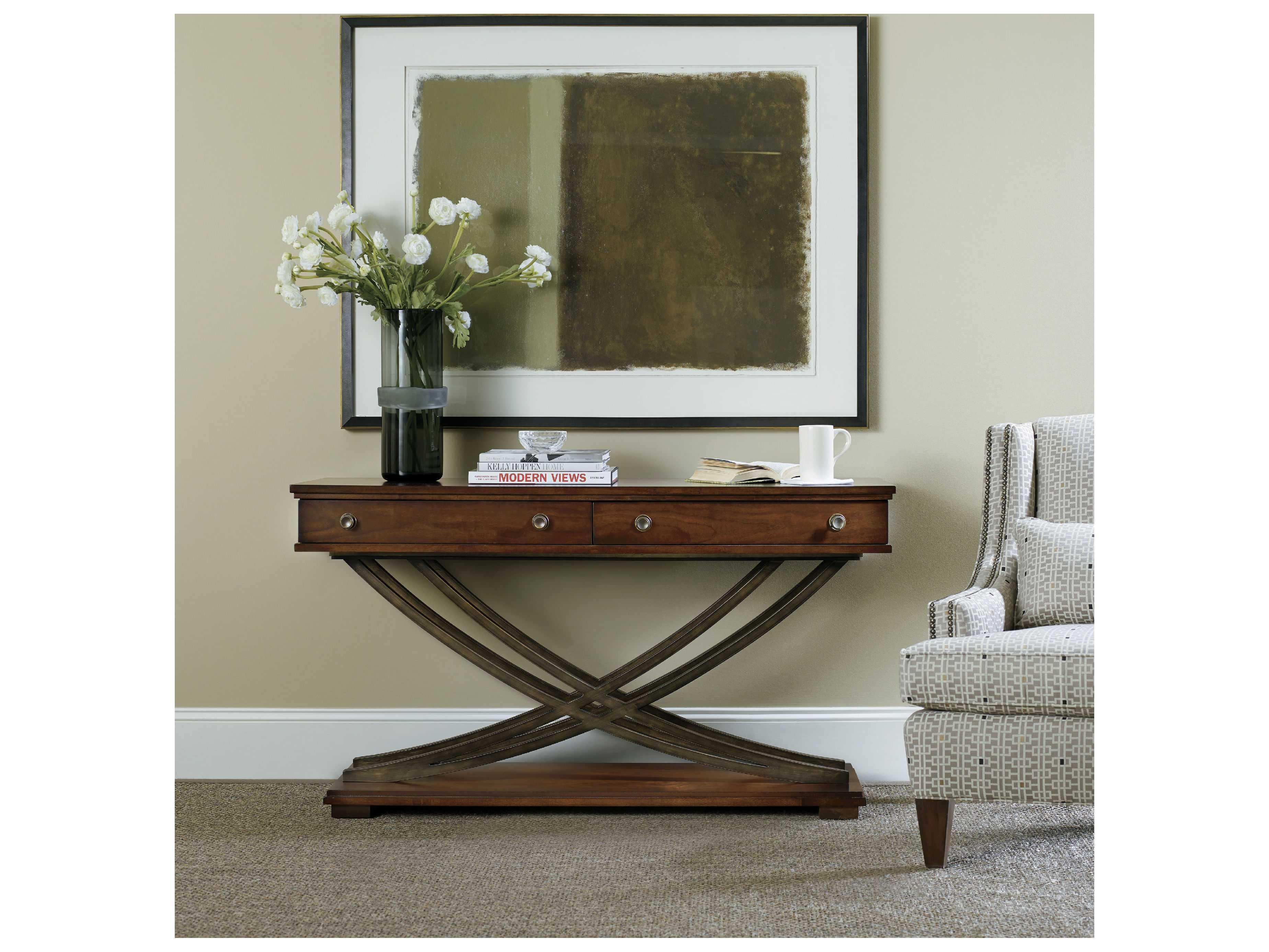 Sensational Luxe Designs 54L X 18 Wide Rectangular Console Table Ibusinesslaw Wood Chair Design Ideas Ibusinesslaworg