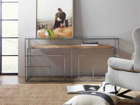 Luxe Designs 74''L x 16'' Wide Rectangular Console Table