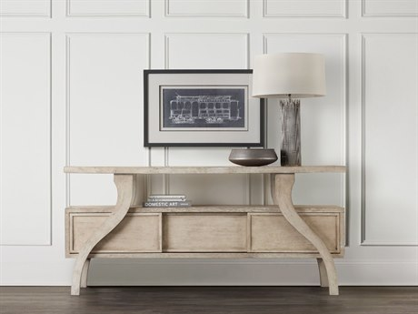 Luxe Designs 74''L x 20'' Wide Rectangular Console Table