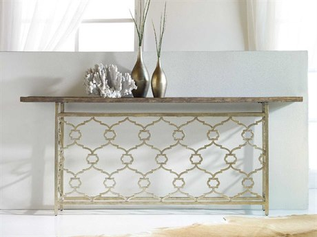 Luxe Designs 82''L x 14'' Wide Rectangular Console Table LXD7398434899