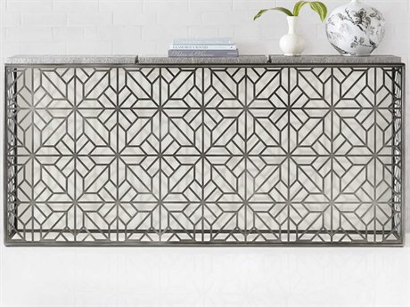 Luxe Designs 74'' Wide Rectangular Console Table