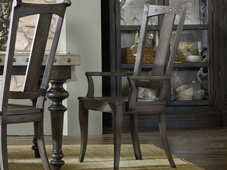 Luxe Designs Arm Dining Chair
