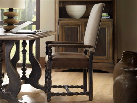 Luxe Designs Arm Dining Chair (Sold in 2) LXD60617464600BLK