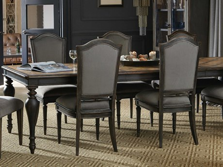 Luxe Designs 80-120'' Wide Rectangular Dining Table