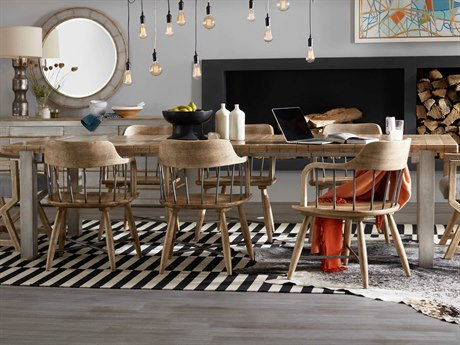 Luxe Designs 72'' Wide Rectangular Dining Table