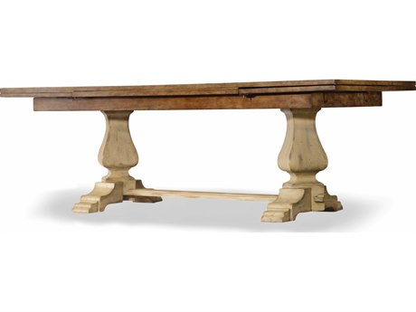 Luxe Designs 132''L x 46'' Wide Rectangular Dining Table LXD31037445493