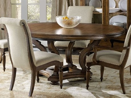 Luxe Designs 54'' Wide Round Dining Table