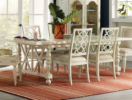 Luxe Designs 80-116'' Wide Rectangular Dining Table