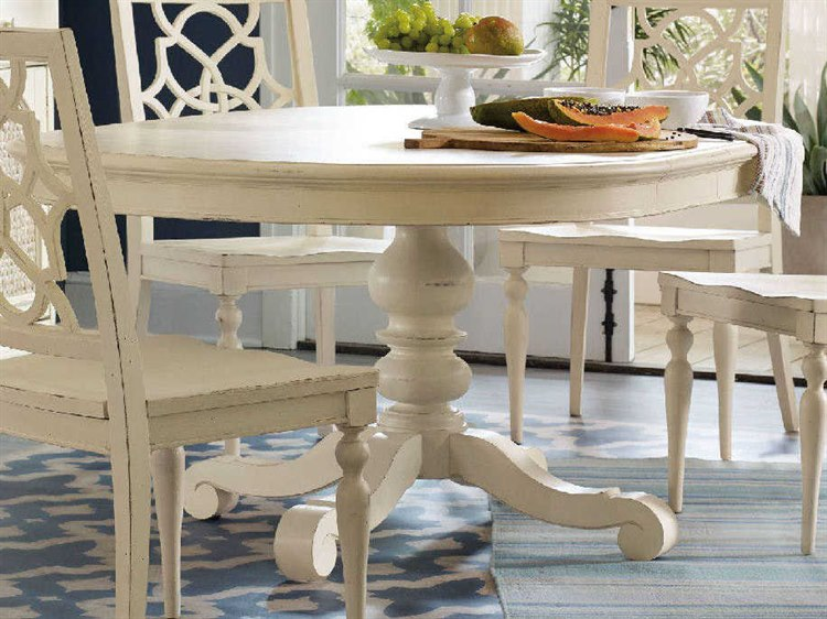 Luxe Designs 48-72\'\' Wide Round Dining Table