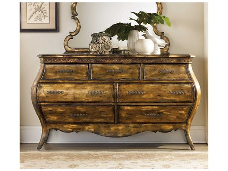 Luxe Designs 7 Drawers Double Dresser LXD31178910198