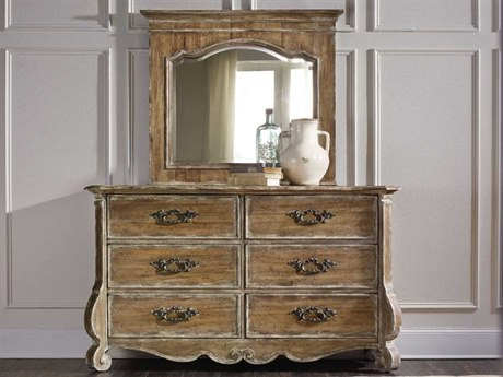 Luxe Designs 6 Drawers Double Dresser LXD54018910099