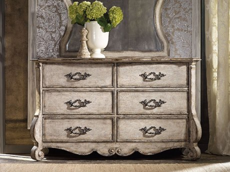 Luxe Designs 6 Drawers Double Dresser LXD54518910099