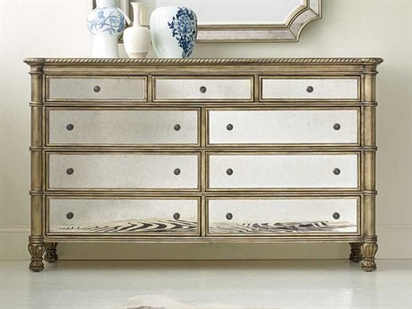 Luxe Designs 8 Drawers and up Double Dresser LXD7398999298