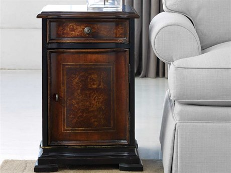 Luxe Designs 16'' Wide Rectangular End Table