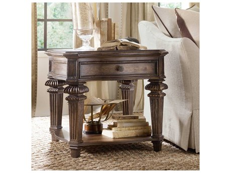 Luxe Designs 31'' Wide Rectangular End Table