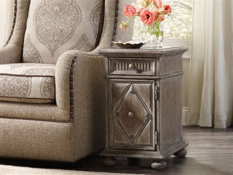 Luxe Designs 14''L x 18'' Wide Rectangular End Table