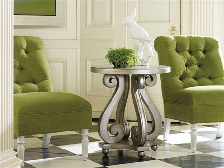 Luxe Designs Round End Table LXD7394959999