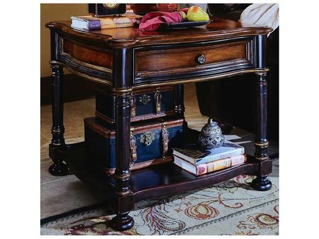 Luxe Designs 28''L x 28'' Wide Square End Table LXD9657920