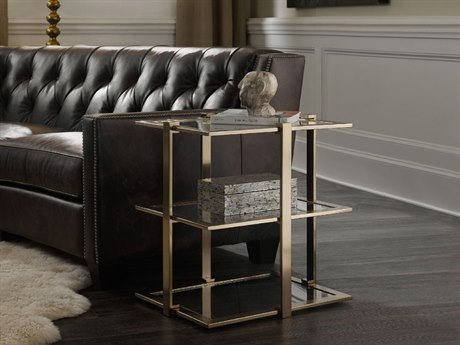 Luxe Designs 24''L x 18'' Wide Rectangular End Table