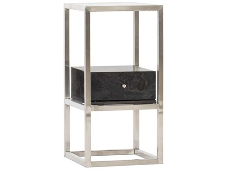 Luxe Designs 12''L x 12'' Wide Square End Table LXD56864950198DKW