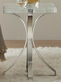 Luxe Designs 15'' Wide Square End Table LXD6014950966MTL