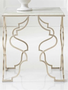 Luxe Designs 22'' Wide Square End Table LXD7394989204MULTI