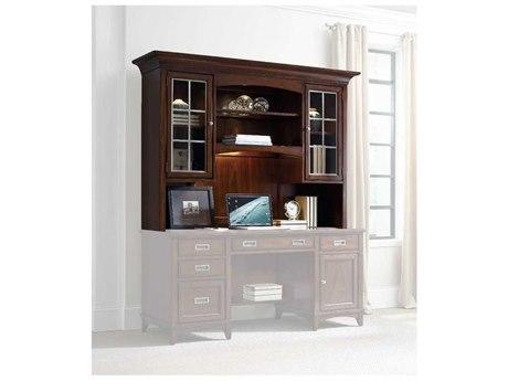 Luxe Designs Dark Wood Credenza Desk Hutch LXD52681036233