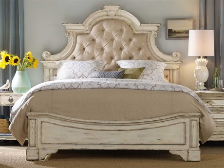 Luxe Designs King Panel Bed LXD55048995734