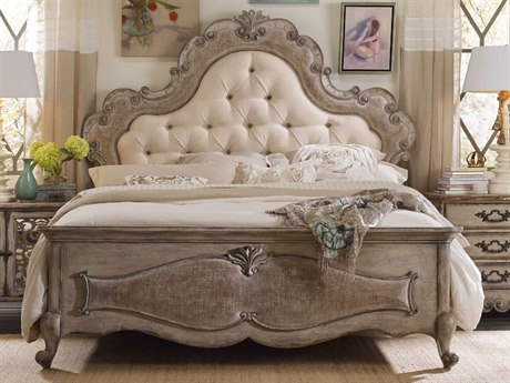 Luxe Designs King Panel Bed LXD55518995734