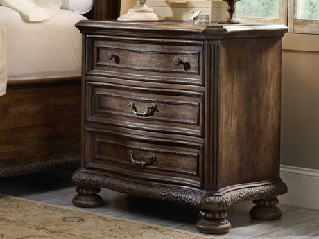 Luxe Designs 3 Drawers Nightstand LXD51718911584