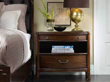 Luxe Designs 2 Drawers Nightstand LXD52848921484