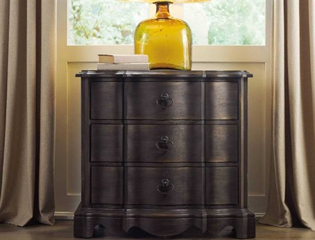 Luxe Designs 3 Drawers Nightstand LXD53818911584