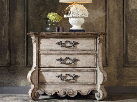 Luxe Designs 3 Drawers Nightstand LXD54518911683