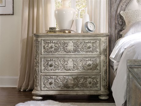 Luxe Designs 3 Drawers Nightstand LXD58058911683