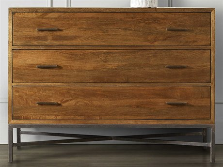 Luxe Designs 3 Drawers or less Dresser LXD57788415099DKW
