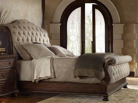 Luxe Designs King Sleigh Bed LXD51928966034